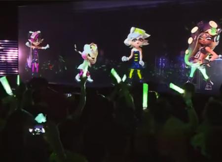 Splatoon 2: un video ci mostra il concerto delle Off the Hook e Squid Sisters al Polymanga 2018