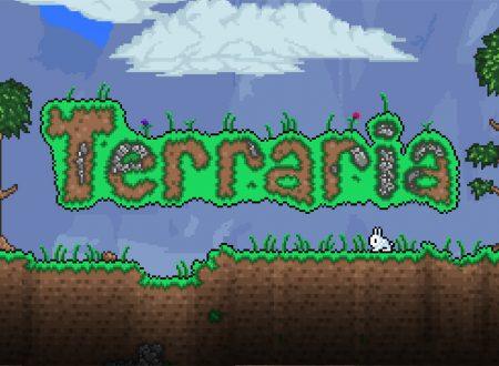 Terraria: il titolo potrebbe approdare presto sull'eShop di Nintendo Switch