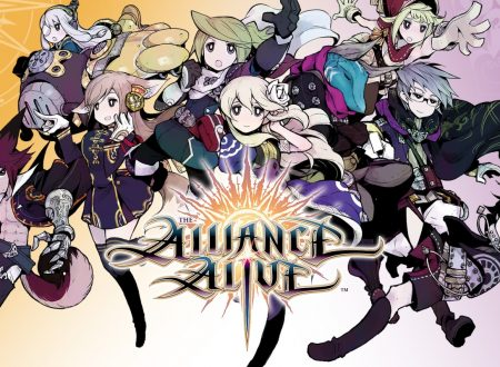 The Alliance Alive: pubblicate tre ore di video gameplay sul titolo per 3DS
