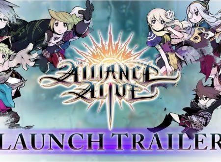 The Alliance Alive: pubblicato il trailer di lancio, titolo ora disponibile sui Nintendo 3DS europei