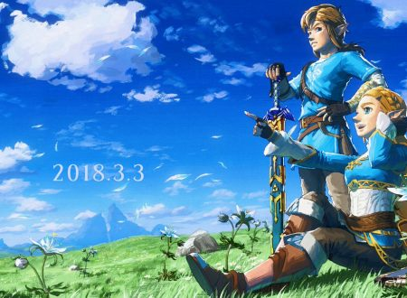 The Legend of Zelda: Breath of the Wild: Nintendo celebra il primo anniversario del gioco con un artwork speciale