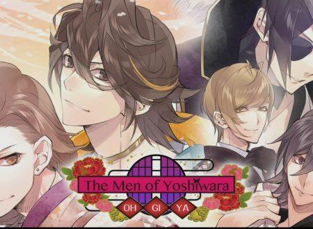 The Men of Yoshiwara: Ohgiya, il titolo è in arrivo l'8 marzo sull'eShop europeo di Nintendo Switch