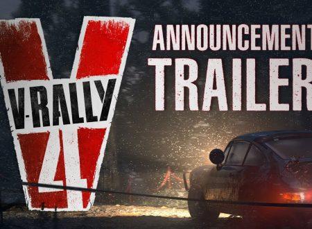 V-Rally 4: il titolo è ufficialmente in arrivo a settembre sui Nintendo Switch europei