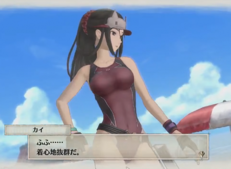 Valkyria Chronicles 4: mostrati video ed artwork e video sui costumi da bagno DLC del titolo