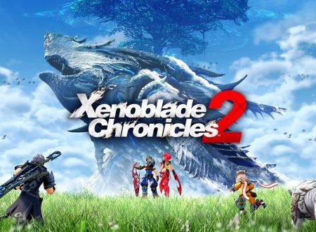 Xenoblade Chronicles 2: svelata la versione 1.3.1, in arrivo a fine marzo su Nintendo Switch