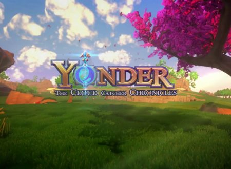 Yonder: The Cloud Catcher Chronicles, il titolo è ufficialmente in arrivo sull'eShop di Nintendo Switch