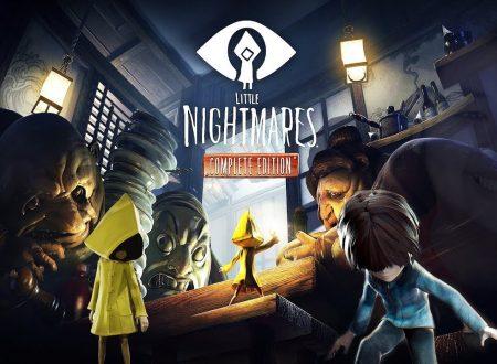 Little Nightmares: Complete Edition, pubblicato un nuovo trailer giapponese, mostrato il supporto all'amiibo di PAC-MAN