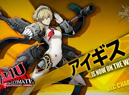 BlazBlue Cross Tag Battle: rivelati nuovi personaggi nel cast, Carmine, Aigis e Jubei