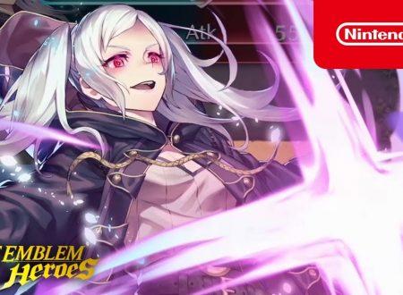 Fire Emblem Heroes: svelato l'evento evocazione Eroi leggendari: Daraen, il guscio maligno