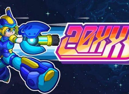 20XX: il titolo listato dal PEGI, probabilmente in arrivo imminente su Nintendo Switch