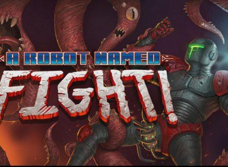 A Robot Named Fight: il titolo è in arrivo il 26 aprile sull'eShop europeo di Nintendo Switch
