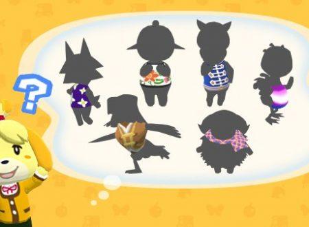 Animal Crossing: Pocket Camp, presto in arrivo sei nuovi animali nel titolo mobile