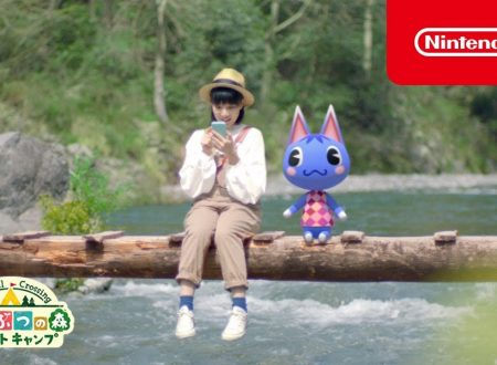 Animal Crossing: Pocket Camp, pubblicati due video commercial giapponesi sul titolo