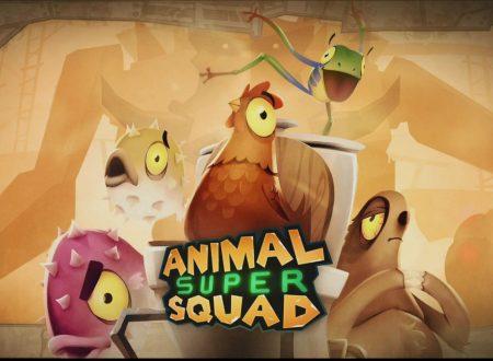 Animal Super Squad: uno sguardo in video al titolo dai Nintendo Switch europei