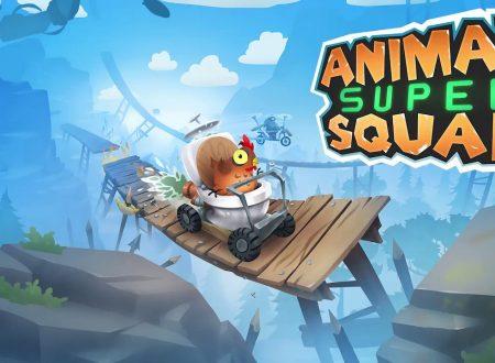Animal Super Squad: il titolo degli autori di Goat Simulator e PewDiePie, è in arrivo su Nintendo Switch