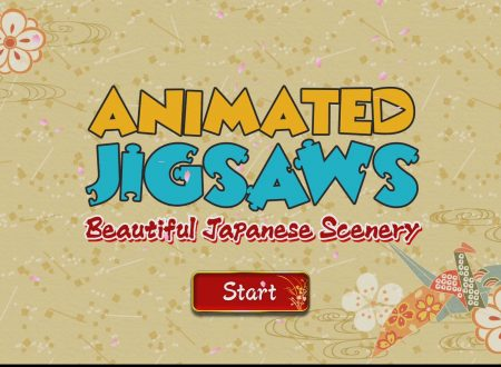 Animated Jigsaws: Beautiful Japanese Scenery, uno sguardo in video al titolo dai Nintendo Switch europei