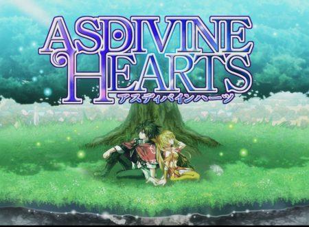 Asdivine Hearts: il titolo in arrivo il 12 aprile sui Nintendo Switch giapponesi