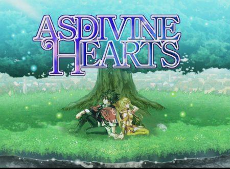 Asdivine Hearts: pubblicato il trailer del titolo in arrivo sui Nintendo Switch europei