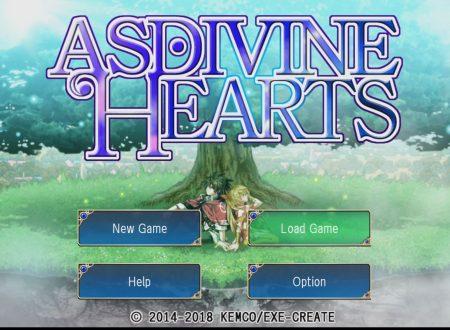 Asdivine Hearts: un primo sguardo in video al titolo dai Nintendo Switch europei