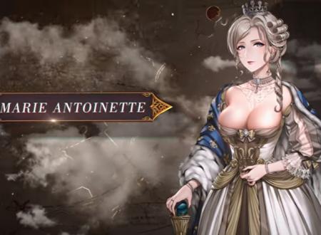 Banner of the Maid: il titolo è in arrivo nel 2018 sull'eShop di Nintendo Switch