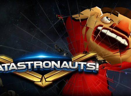 Catastronauts: il titolo è in arrivo il 24 dicembre sull'eShop europeo di Nintendo Switch