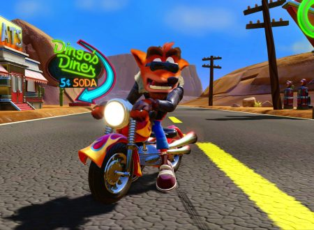 Crash Bandicoot N. Sane Trilogy: pubblicato un video off-screen della versione Nintendo Switch