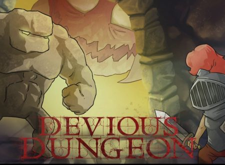 Devious Dungeon: uno sguardo in video al titolo dai Nintendo Switch europei