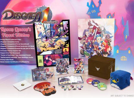 Disgaea 1 Complete: la Rosen Queen's Finest Edition è ora disponibile per il preorder sul NISA Store