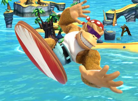 Donkey Kong Country: Tropical Freeze, mostrate in video le azioni in surf di Funky Kong