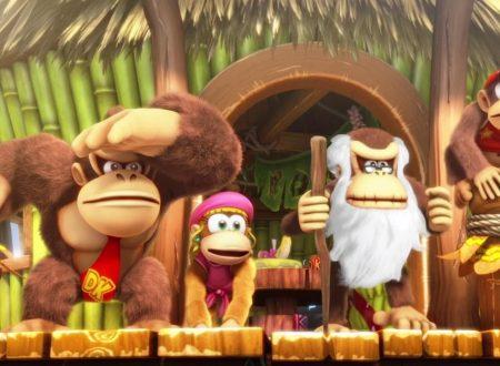 Donkey Kong Country: Tropical Freeze, mostrati i tempi di caricamento tra la versione Wii U e quella su Nintendo Switch