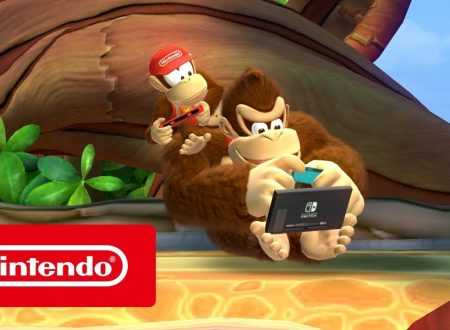 Donkey Kong Country: Tropical Freeze, pubblicato il trailer panoramica del titolo
