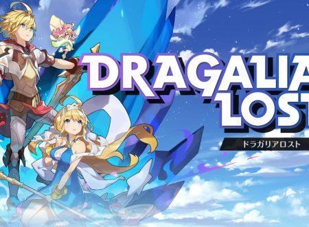 Dragalia Lost: svelato il nuovo titolo mobile di Nintendo, in collaborazione con Cygames