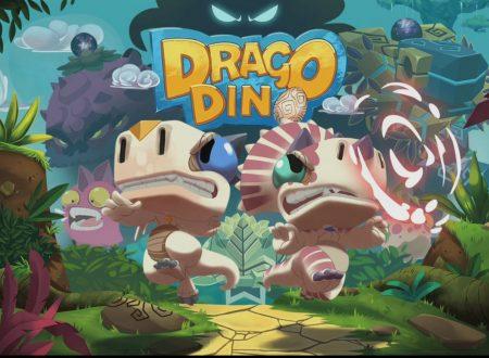 DragoDino: il titolo è in arrivo il 27 aprile sull'eShop di Nintendo Switch