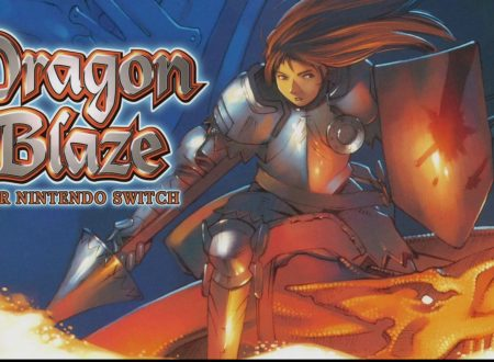 Dragon Blaze: primo sguardo in video al titolo dai Nintendo Switch europei