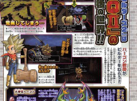 Dragon Quest Builders 2: il titolo si svolgerà dopo gli eventi di Dragon Quest II