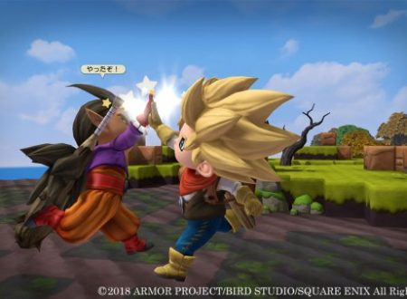 Dragon Quest Builders 2: pubblicati dei nuovi screenshots su Malroth