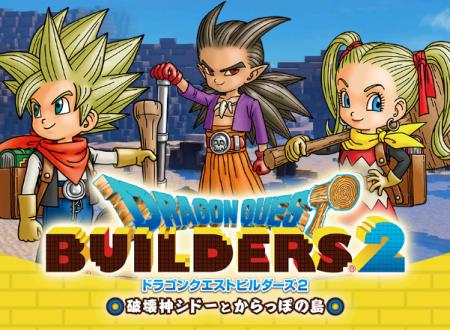 Dragon Quest Builders 2: rivelati nuovi dettagli e screenshots sul Hargon Order
