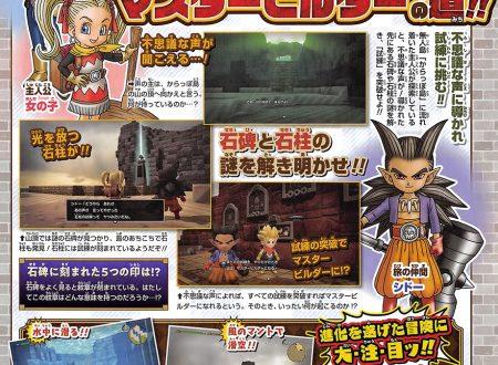Dragon Quest Builders 2: svelate nuove informazioni sulla trama e le novità introdotte nel titolo