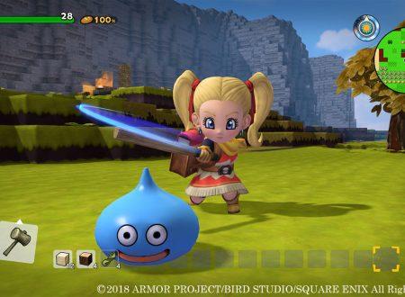 Dragon Quest Builders 2: pubblicati i primi screenshots del titolo e informazioni sui protagonisti
