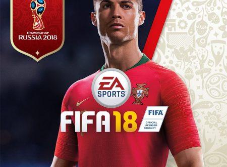 FIFA 18: l'aggiornamento della 2018 FIFA World Cup Russia è in arrivo su Nintendo Switch dal 29 maggio