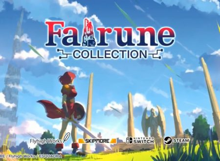 Fairune Collection, Lanota e Samurai Defender: i titoli svelati per l'arrivo su Nintendo Switch nel livestreaming Flyhigh Express