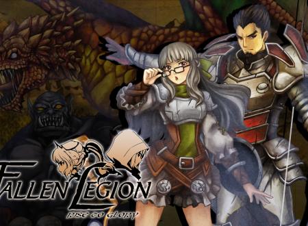 Fallen Legion: Rise to Glory: svelati dei nuovi contenuti presenti nel titolo