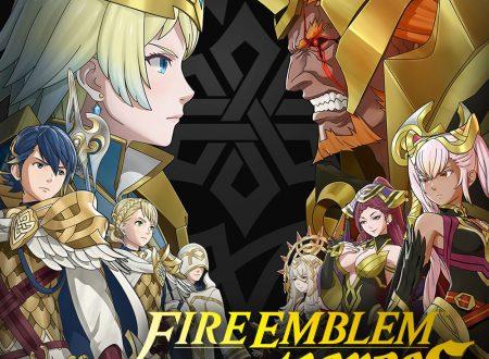 Fire Emblem Heroes: il titolo ora aggiornato alla versione 2.4.0 sui dispositivi Android e iOS