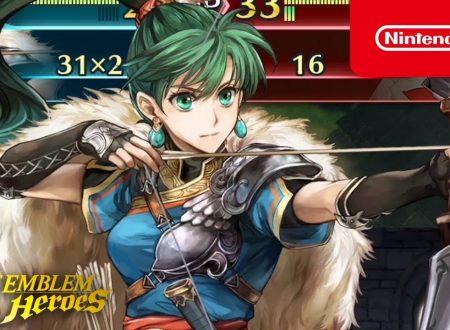 Fire Emblem Heroes: svelato l'evento evocazione Eroi leggendari: Lyn, la nomade