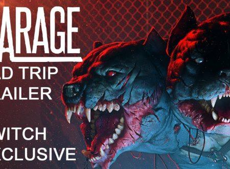 Garage: pubblicato un nuovo trailer dedicato al titolo presto su Nintendo Switch