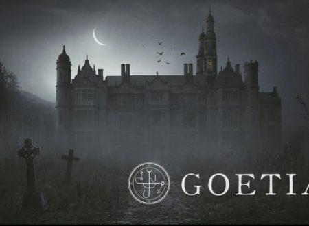 Goetia: il titolo è in arrivo il 26 aprile 2018 sull'eShop europeo di Nintendo Switch