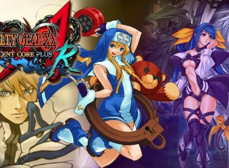 Guilty Gear XX: Accent Core Plus R, il titolo è in arrivo nel 2018 sui Nintendo Switch europei