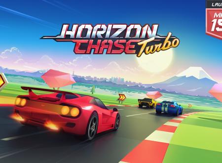 Horizon Chase Turbo: il titolo è in arrivo nei prossimi mesi sui Nintendo Switch europei