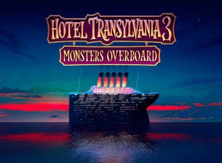 Hotel Transylvania 3: Monsters Overboard, il titolo è in arrivo il 13 luglio su Nintendo Switch