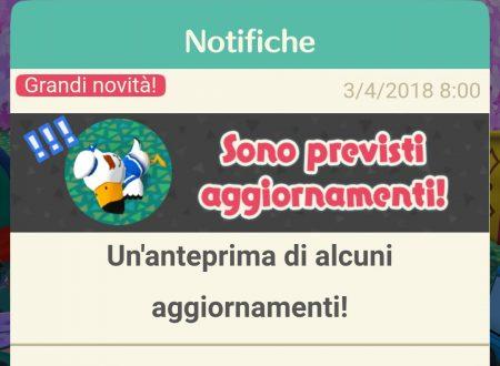 Animal Crossing: Pocket Camp, svelati i contenuti del prossimo update, Gulliver, ricordi ed altro